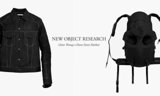 Aitor Throup x Dover Street Market 'New Object Research' Capsule Collection