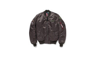 XLarge x Alpha Industries Inc. Reversible Bomber Jacket
