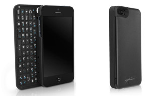 iPhone 5 Keyboard Case