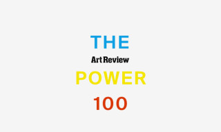 ArtReview's 100 Most Influential People in the Art World 2012