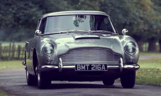 Video: The Aston Martin DB5 – James Bond's Favorite Car