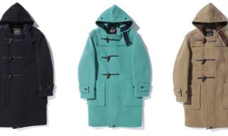Bape x Gloverall Monty Duffle Coat