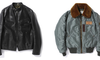 Bape Teams Up with Schott and Toys McCoy for Fall/Winter 2012