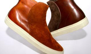 Buttero Slip-On Chukka Sneakers
