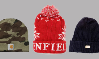 Buyer's Guide: 10 Great Beanies – A Selection for the Start of the Winter Season