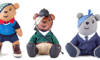 Burberry, Louis Vuitton, Prada & Gucci Present Pudsey Bears for Children In Need