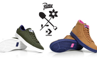 Patta x Converse First String Pro Leather Pack