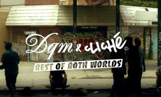 DQM x Cliché Capsule Collection & Skate Video