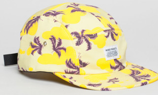 Norse Projects x Erik Parker 5-Panel Cap