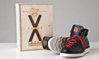 Fracap x IUTER 10 Year Anniversary Boot