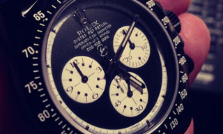 fragment design x Bamford Watch Department Rolex Daytona – A First Look