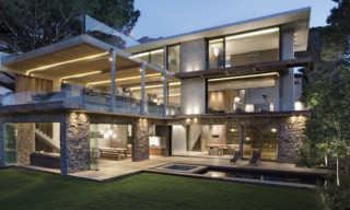 Glen House by SAOTA And Three 14 Architects
