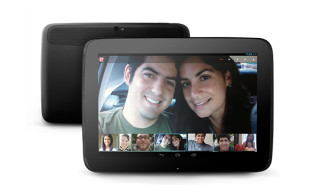 Google and Samsung Announce the Nexus 10 Tablet