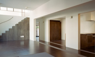 House K by Hiroyuki Shinozaki Architects in Suburban Tokyo