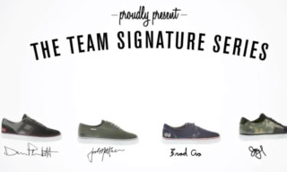 HUF Team Signature Colorway Footwear Series Holiday 2012