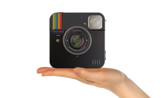 A First Video of the Instagram Socialmatic Camera