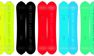 Win an Airblaster x K2 Happy Hour Snowboard from Highsnobiety