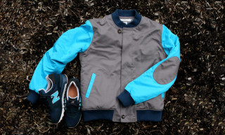 "Ronnie Fieg x New Balance ""Salmon Sole"" 1300 & Kith x Shades of Grey Varsity Jacket"
