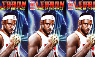 "ESPN & Marvel Present ""LeBron James: King Of The Rings"""