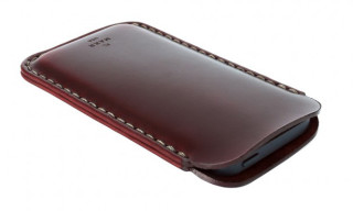 MAKR Leather iPhone 5 Sleeves