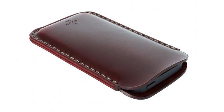MAKR Leather iPhone 5 ...
