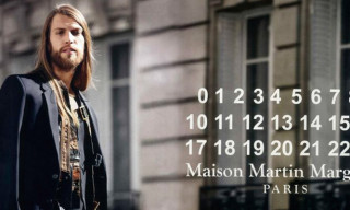 H&M x Maison Martin Margiela Collection Preview Featuring Andreas Carrere