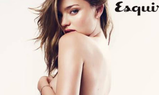 Miranda Kerr is Esquire UK's Sexiest Woman Alive 2012