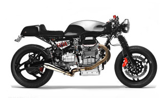 Moto Guzzi V1100 Custom Motorcycle
