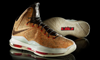 Nike Produces The Nike NSW Lebron X Cork Edition to Honor The Champ