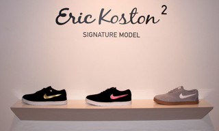Nike SB 10th Anniversary and Koston 2 Launch in NYC