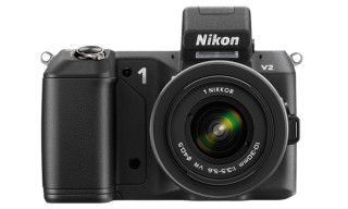 Nikon 1 V2 Camera with Interchangeable Lenses