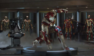 Here is the First Official Iron Man 3 Trailer