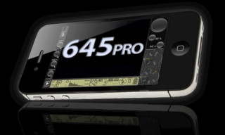 Give Your iOS Device Pro Camera Functions with the 645 PRO App