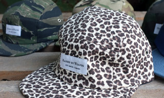 Raised by Wolves Fall/Winter 2012 5-Panel Caps