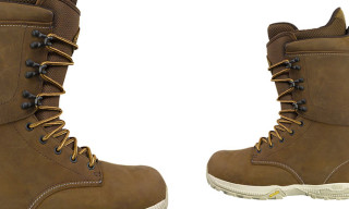 Burton x Red Wing Limited Edition Rover Snowboard Boot Fall/Winter 2012-2013