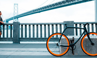 Rizoma 77|011 Metropolitan Carbon Monobloc Bike
