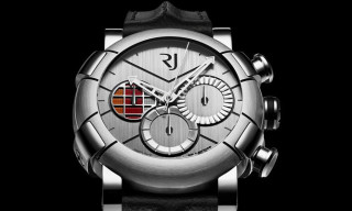 Romain Jerome DeLorean DNA Watch