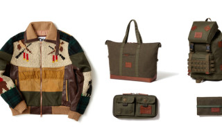 "DRx Romanelli x HEAD PORTER ""Army VS Navy"" Collection"