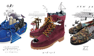 Six Degrees for Sebago Collection Curated by Mdot