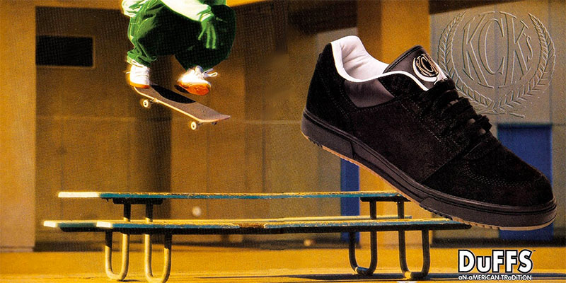 Most Popular and Era-Defining Skateshoes Of the Last 30