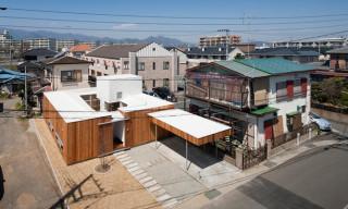 Sky Catcher House By Kazuhiko Kishimoto