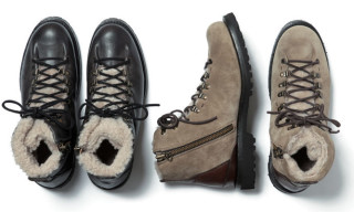 SOPHNET x Buttero Hiking Boots Fall/Winter 2012