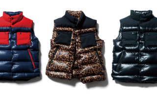 SOPHNET FsF Fall/Winter 2012C Down Vest