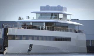 The Yacht Steve Jobs Designed With Philippe Starck Has Finally Been Unveiled