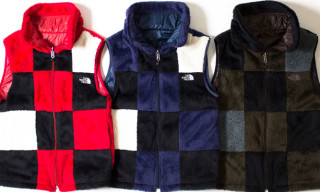 The North Face Purple Label Fall/Winter 2012 Fleece Collection
