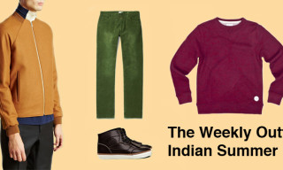 The Weekly Outfit: Indian Summer