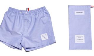 Thom Browne Oxford Boxer Shorts
