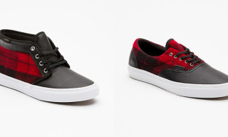 Vans California Flannel Pack Holiday 2012
