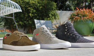 Knoll x Vans OTW Holiday 2012 Capsule Collection