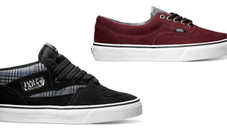 Vans Suede & Flannel Pack Holiday 2012 – Era and Half Cab